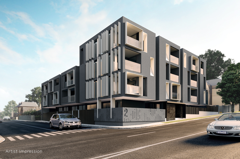 the marc, st kilda apartments